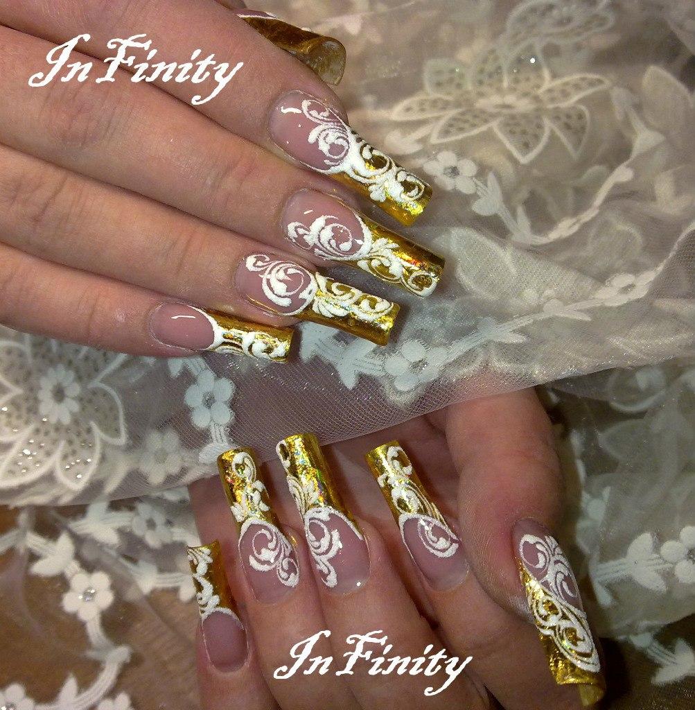 Профессиональный дизайн ногтей
